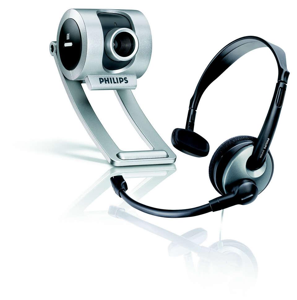 Kom i gang med chatte med Skype