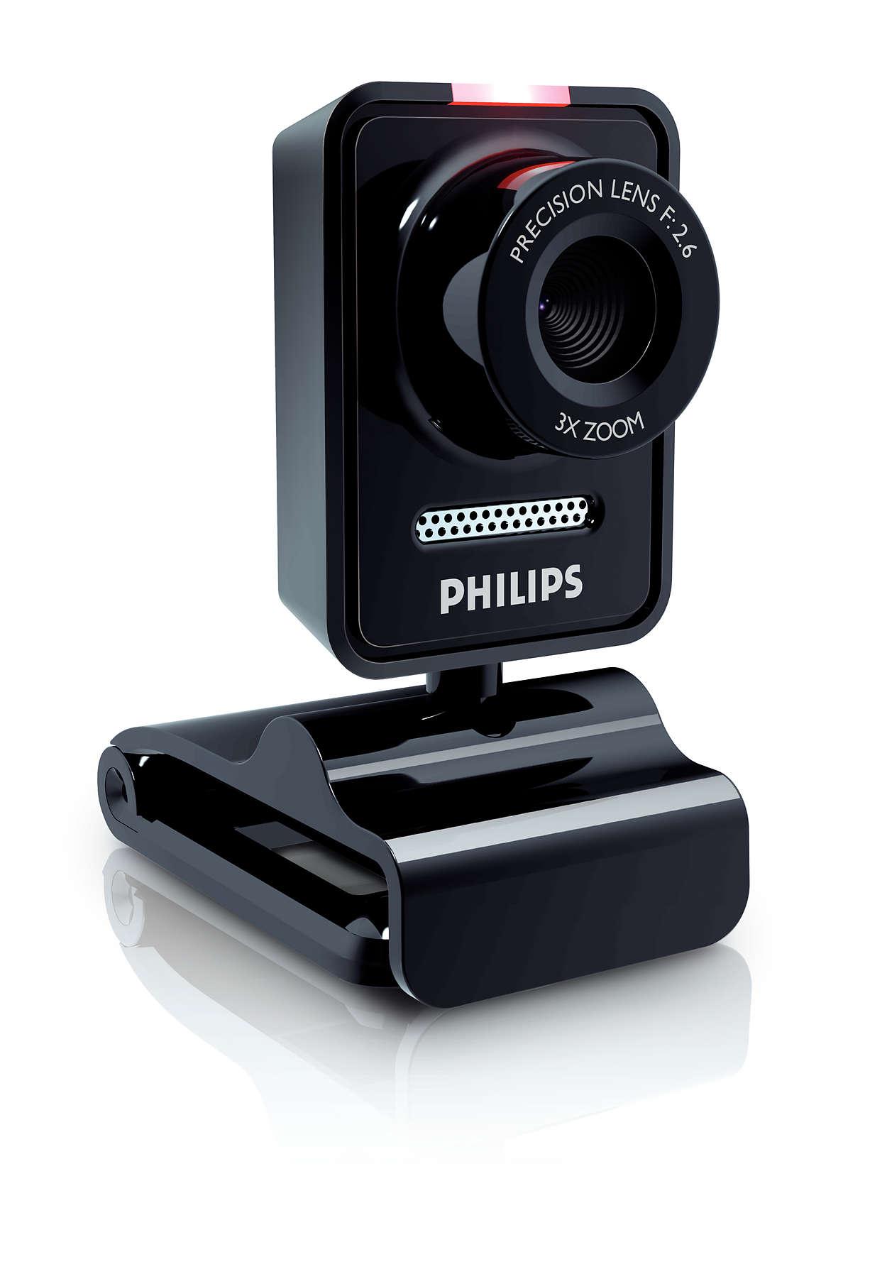 Webcam intuitive