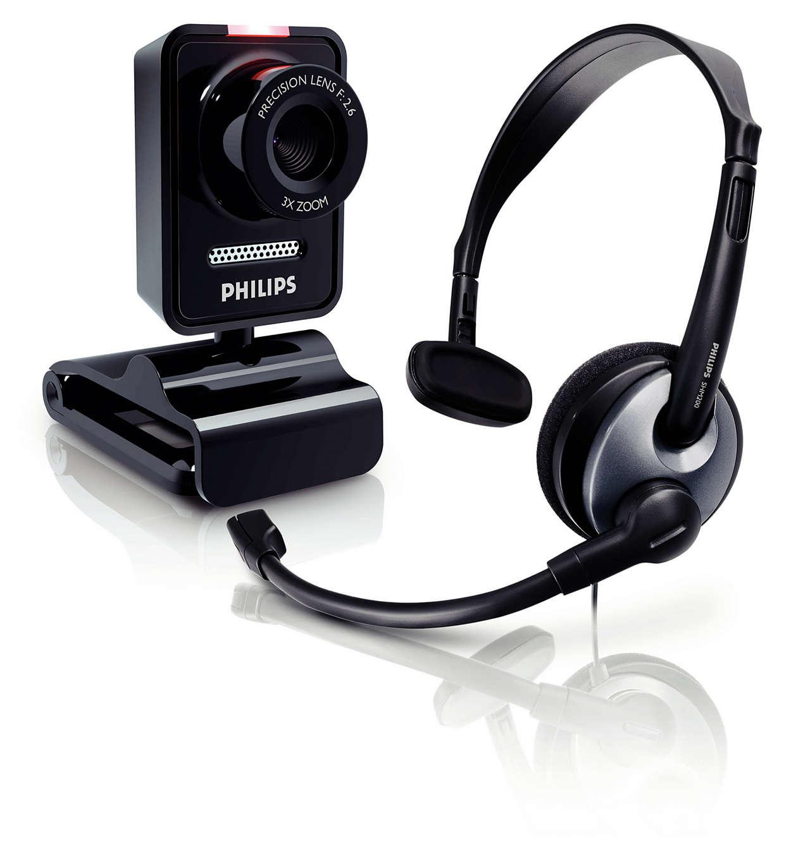Puur gemak met de Webcam