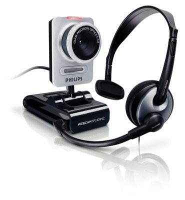 Philips SPC625NC/27 Webcam Drivers