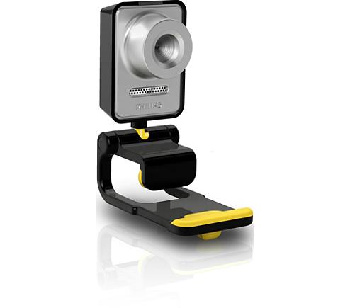 Webcam pour ordinateur portable spc640nc 00 philips for Ordinateur portable pour photographe