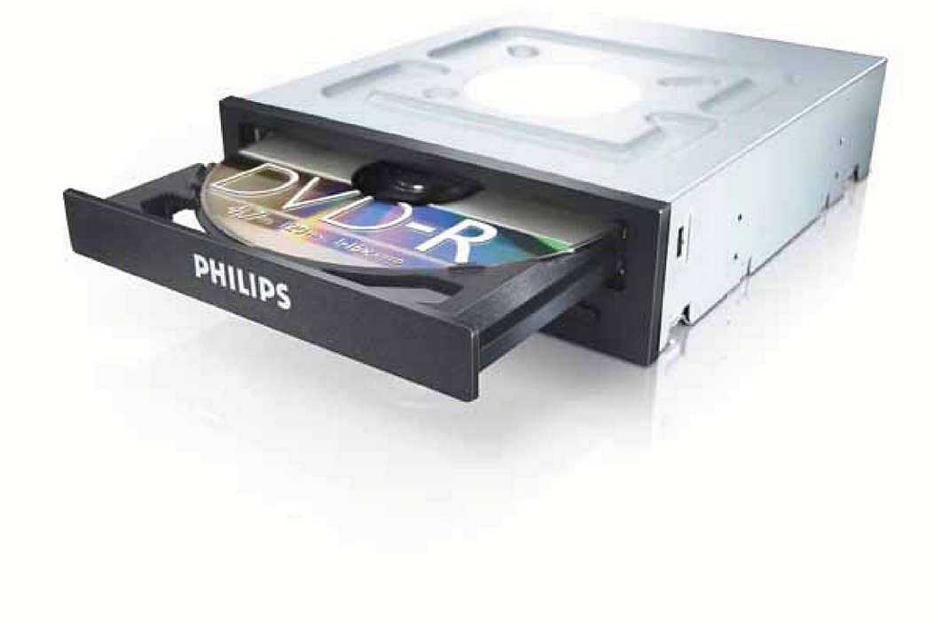 DVD-ROM og CD-ROM i ett
