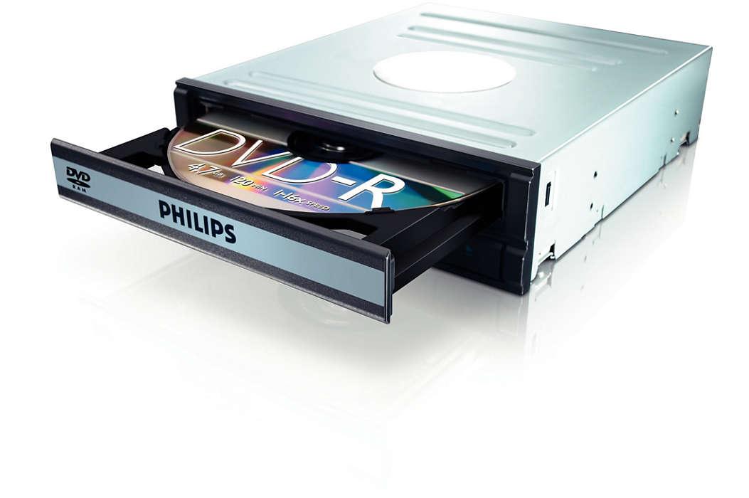 一機兼具 DVD、RAM 與 CD 功能