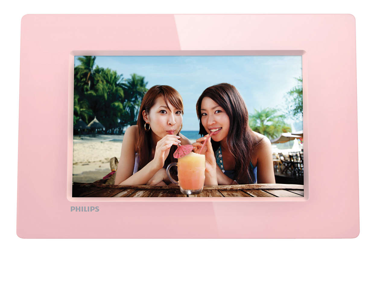 PhotoFrame digital SPF1207/10 | Philips