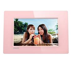 SPF1207/10  Cyfrowa ramka PhotoFrame™