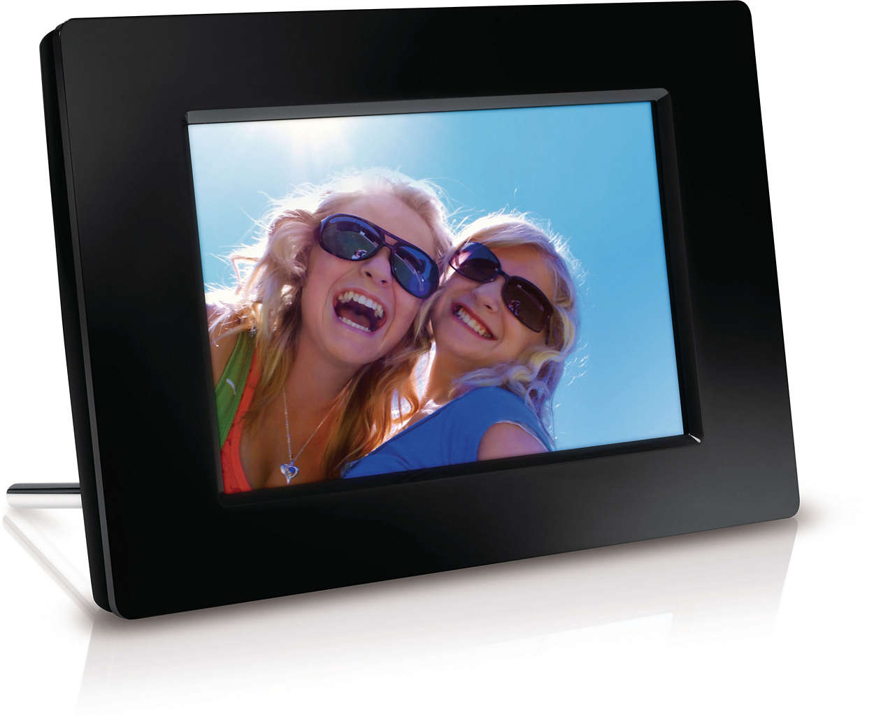 Digital photoframe spf1307 05 philips for Cornici elettroniche
