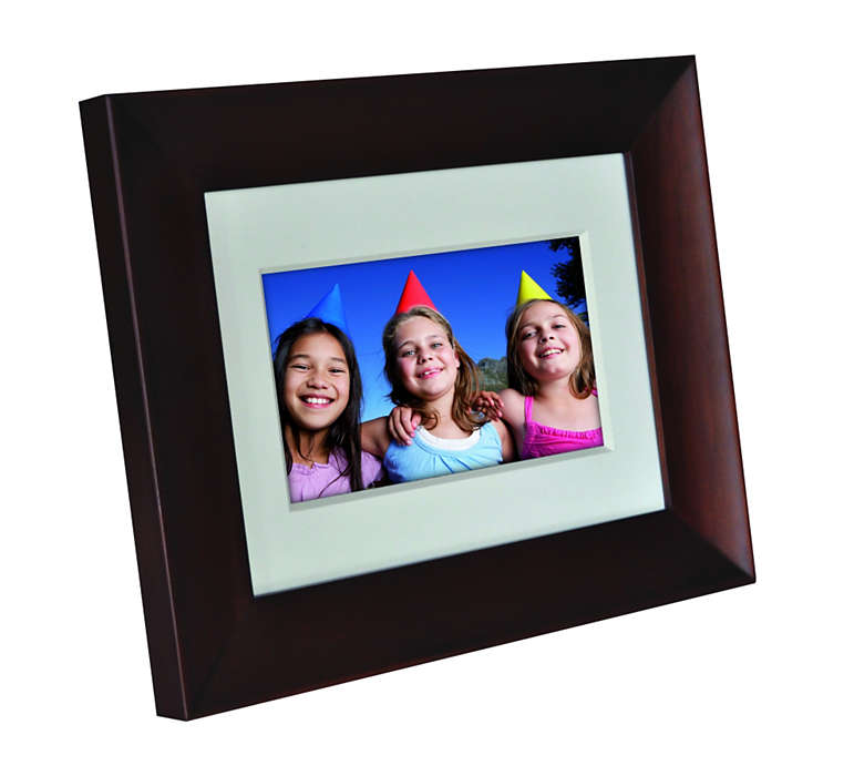 PhotoFrame SPF3407/G7 | Philips