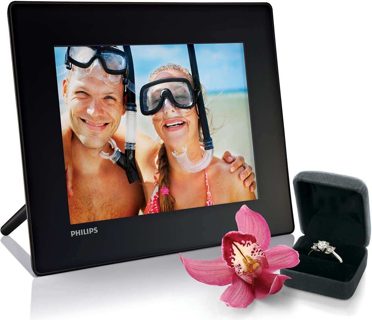 Digital PhotoFrame SPF4008/12 | Philips