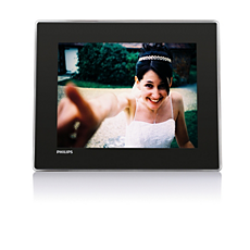 SPF7010/10  Digital PhotoFrame with Bluetooth