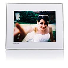 SPF7208/05  Digital PhotoFrame with Bluetooth