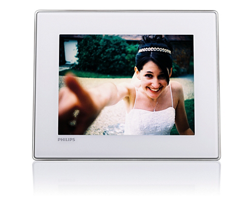 Digital PhotoFrame with Bluetooth SPF7208/12 | Philips