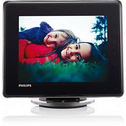 Cadre Photo numérique avec batterie