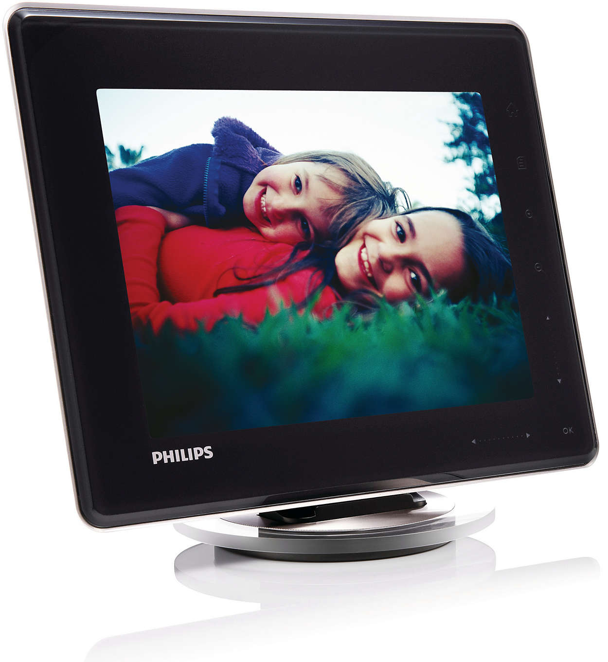Digital PhotoFrame mit Akku SPH8008/10 | Philips