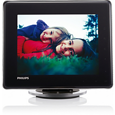 SPH8008/12 -    Digital PhotoFrame with battery