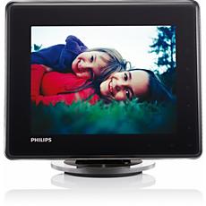SPH8008/12 -    Cyfrowa ramka PhotoFrame™ z akumulator.