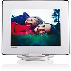 SPH8208/10 -    PhotoFrame digitale con batteria