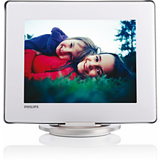 SPH8208/12 -    Digital PhotoFrame with battery