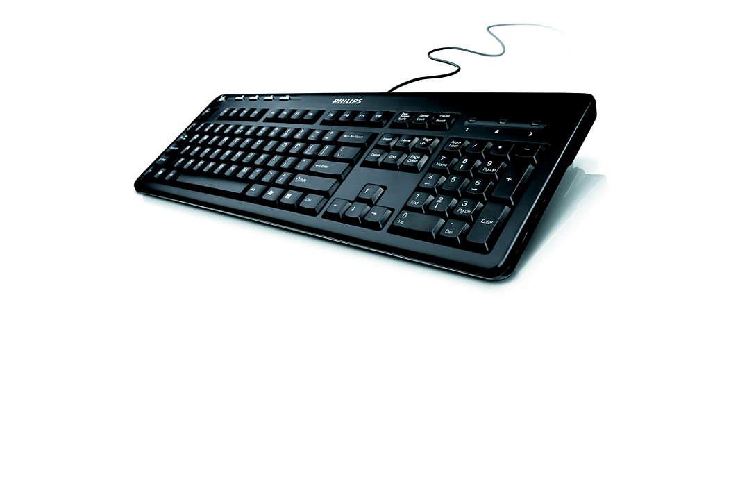 Multimedia Keyboard