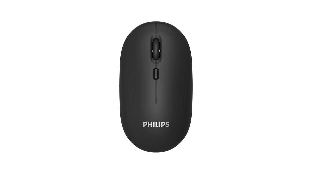 携帯に便利なワイヤレスマウス