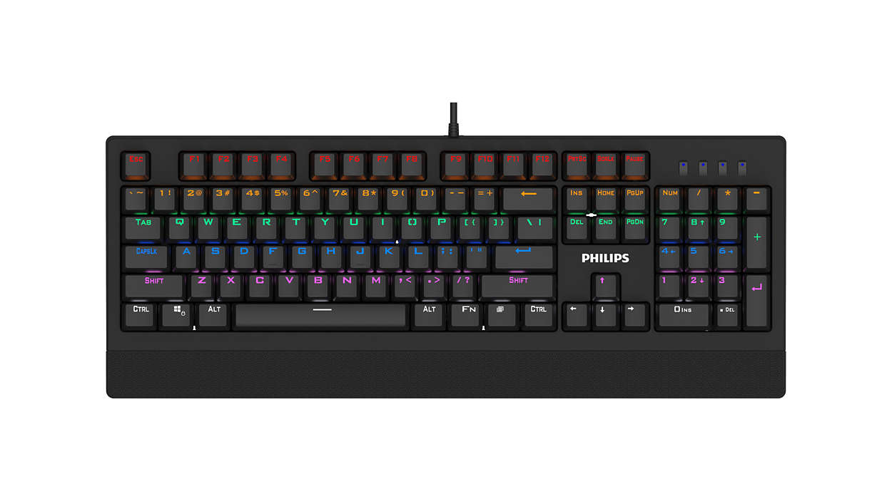Brighten up your gaming