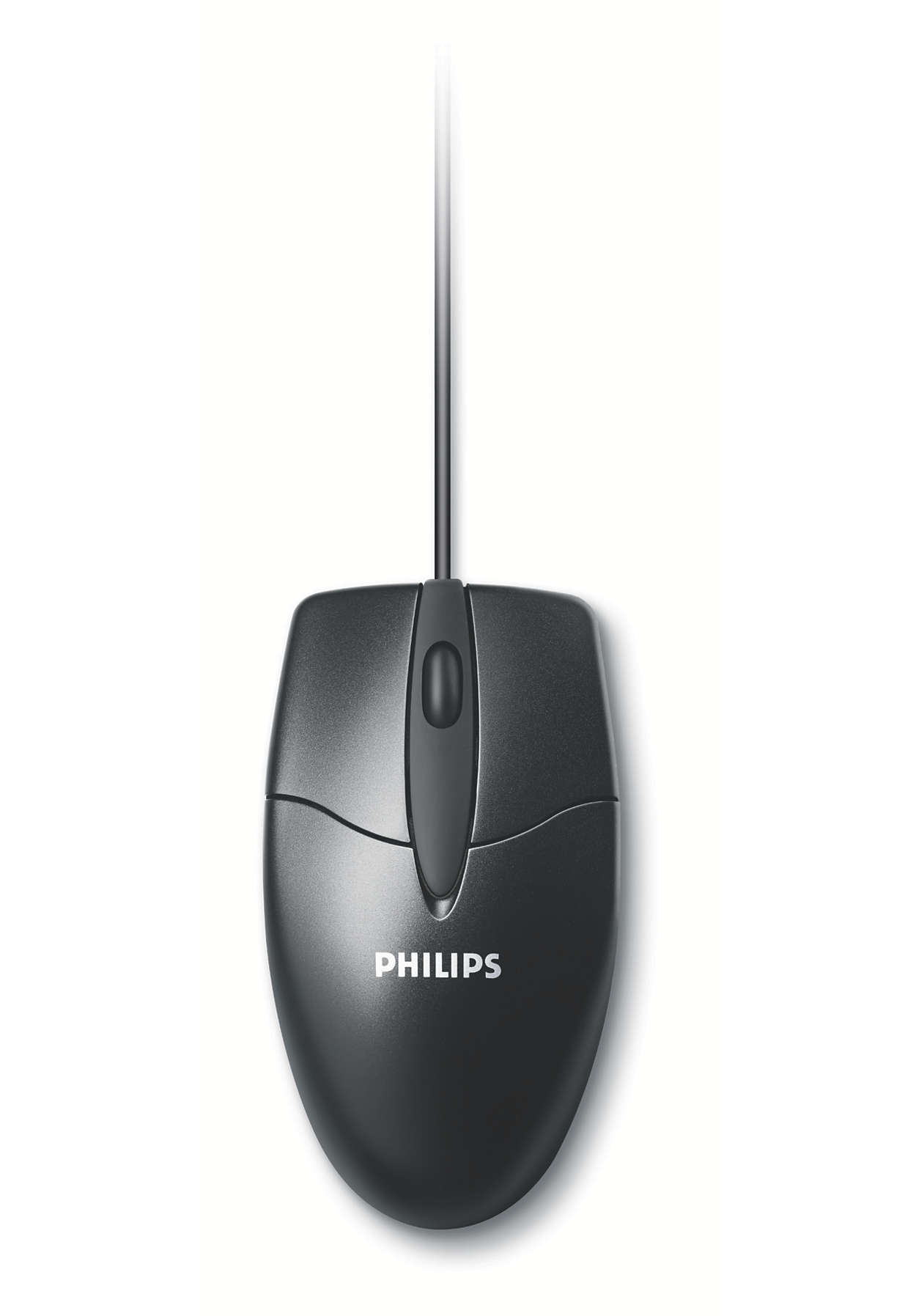 Mouse óptico con cable