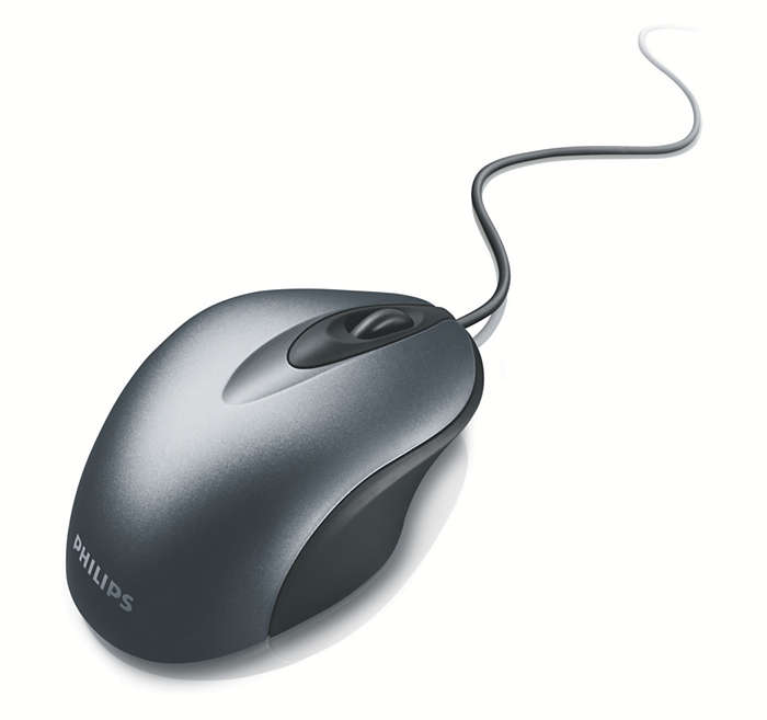 Mouse para notebook con cable