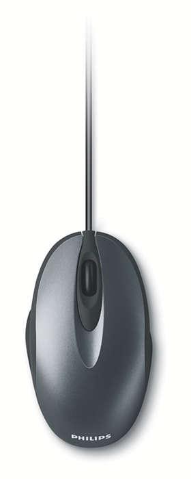 유선 노트북 마우스
