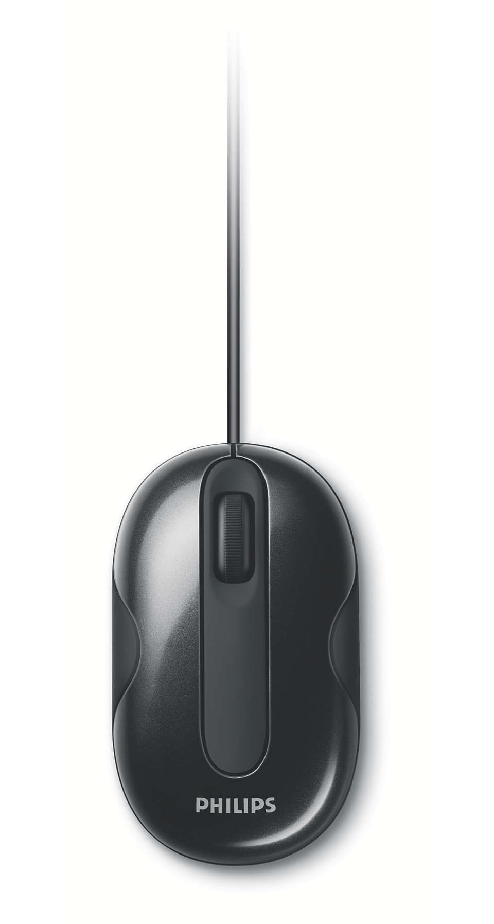 Wired notebook mouse