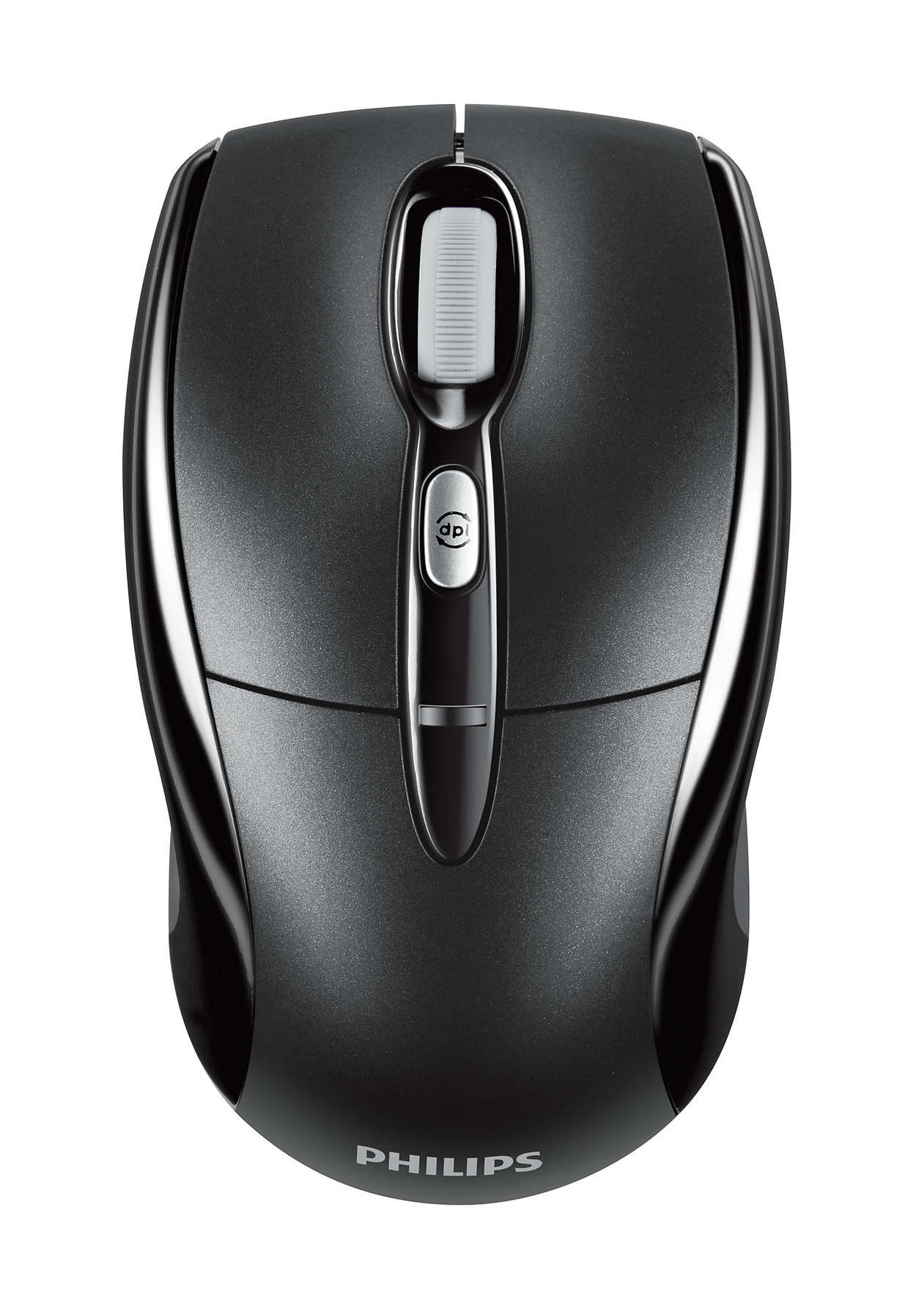 Wireless Optical Notebook Mouse
