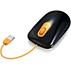 Ratón con sistema de gestión cable