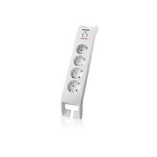 SPN3040D/10 -    Netspanningsbeveiliger voor consumentenelektronica