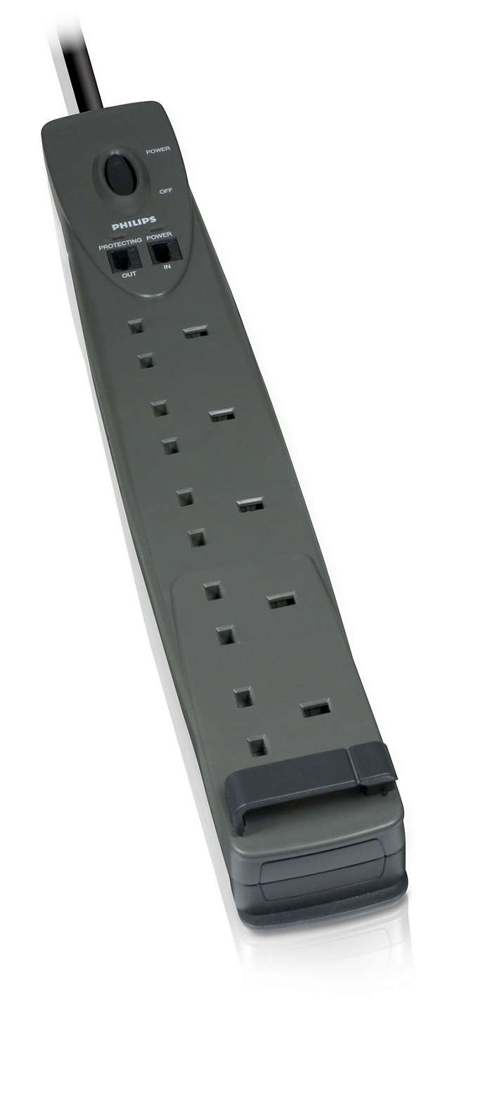 Household appliance surge protector
