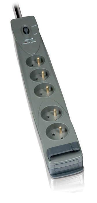 Protection contre les surtensions pour appareils domestiques