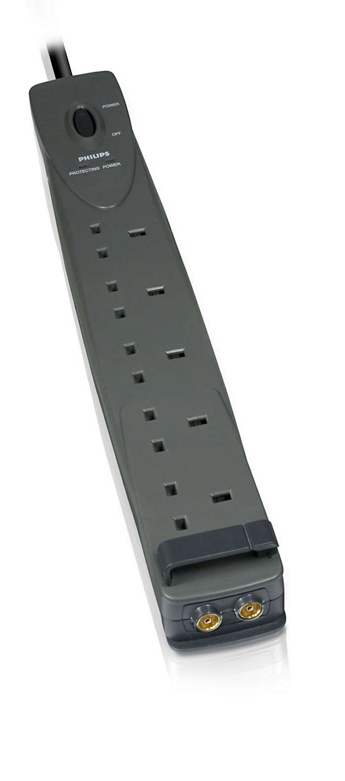 Home theatre surge protector