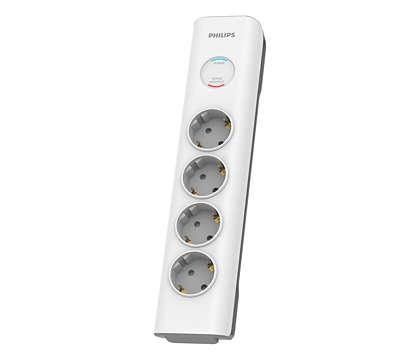 Voorzie elektronica veilig van stroom