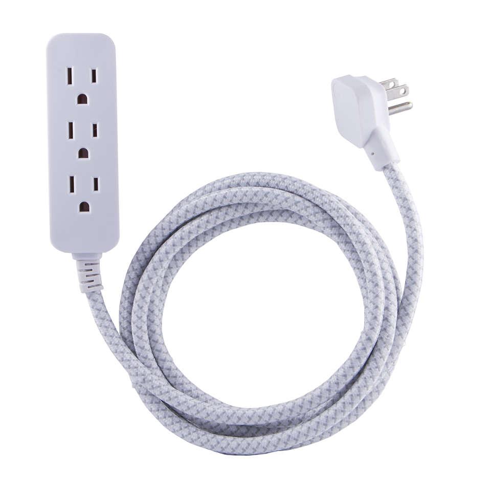 Designer extension cord