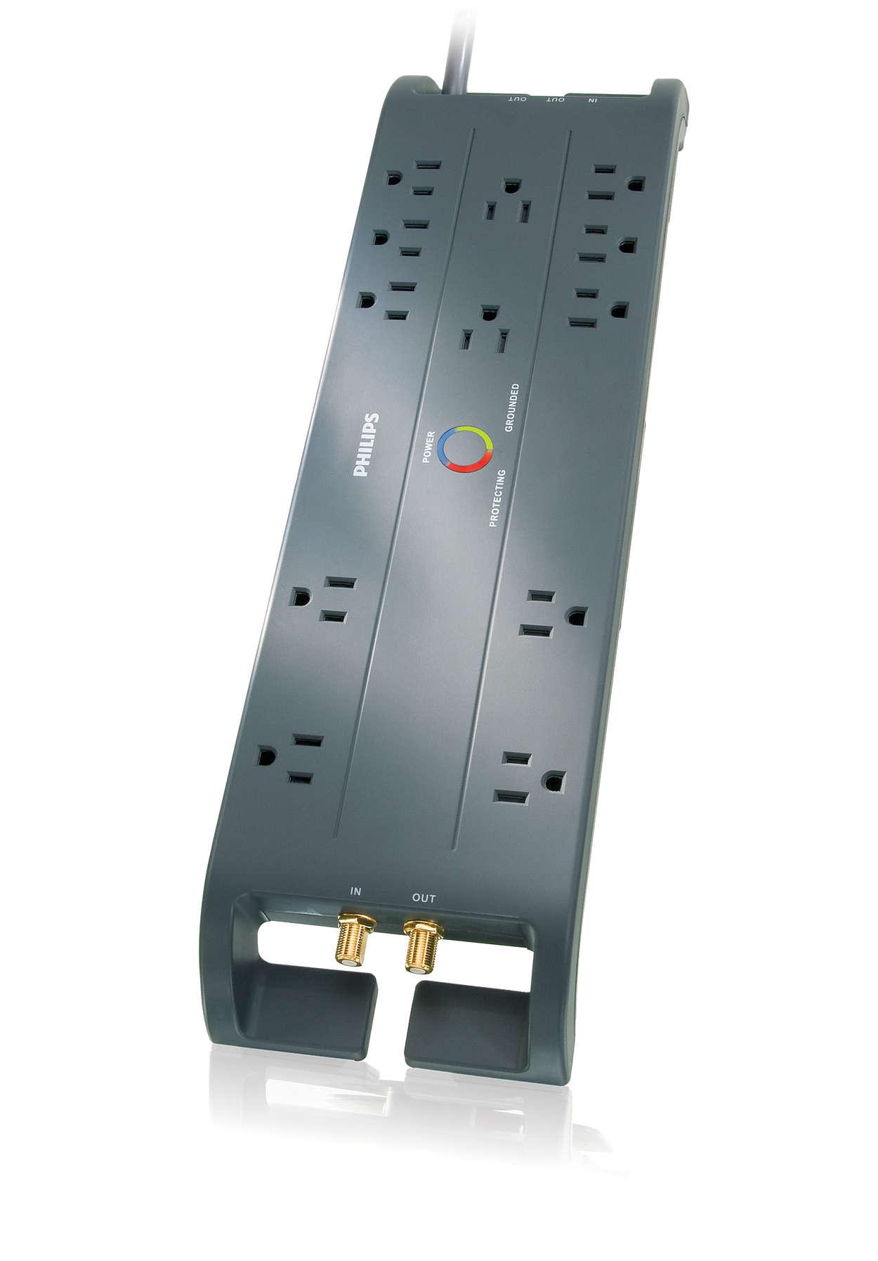 Elimina el desorden de cables