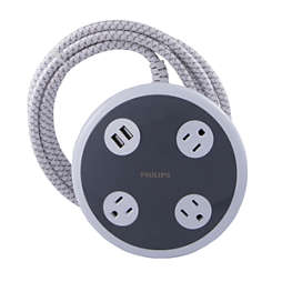 Designer extension cord