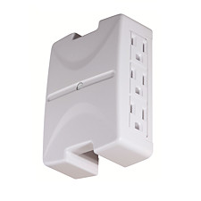 Surge protector and power strips