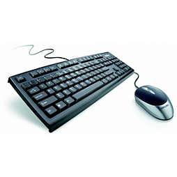 鍵盤和滑鼠套裝