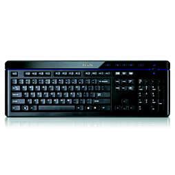 無線光學鍵盤滑鼠組