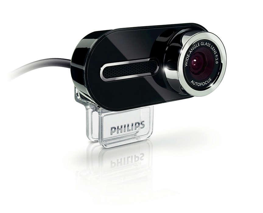 Twoja kamera internetowa na światowym poziomie