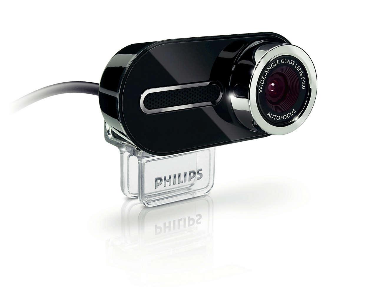 Vaša webová kamera pre svet Internetu