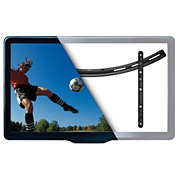 LCD wall mount
