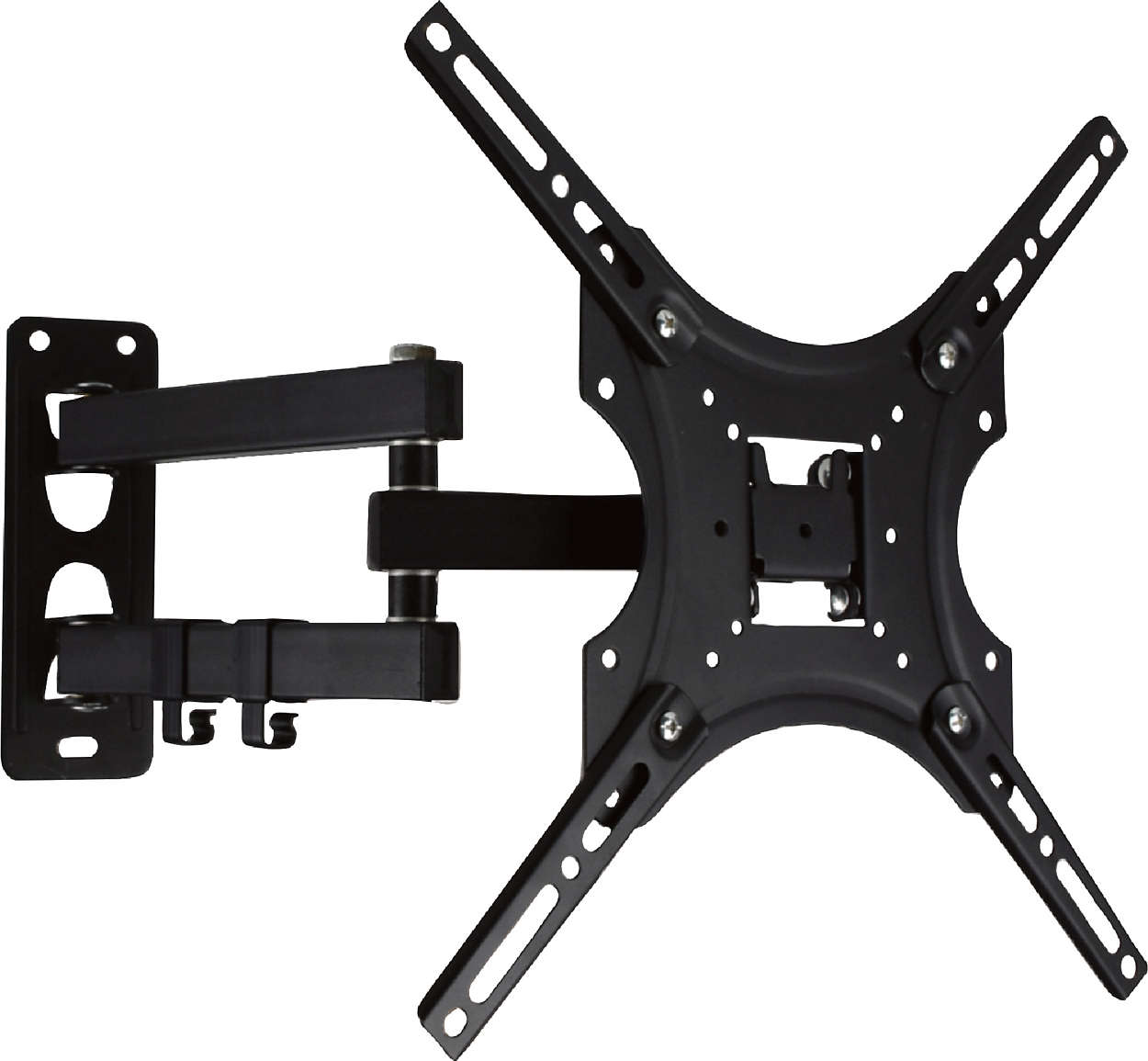 Universal articulating wall mount