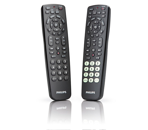 How to Program a Philips Universal Remote Without a Code ...