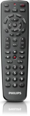 visit the support page for your perfect replacement universal remote rh usa philips com Philips Electronics Manuals Philips Universal Remote Code Manual