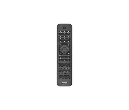 Sustitución del mando a distancia del televisorPHILIPS