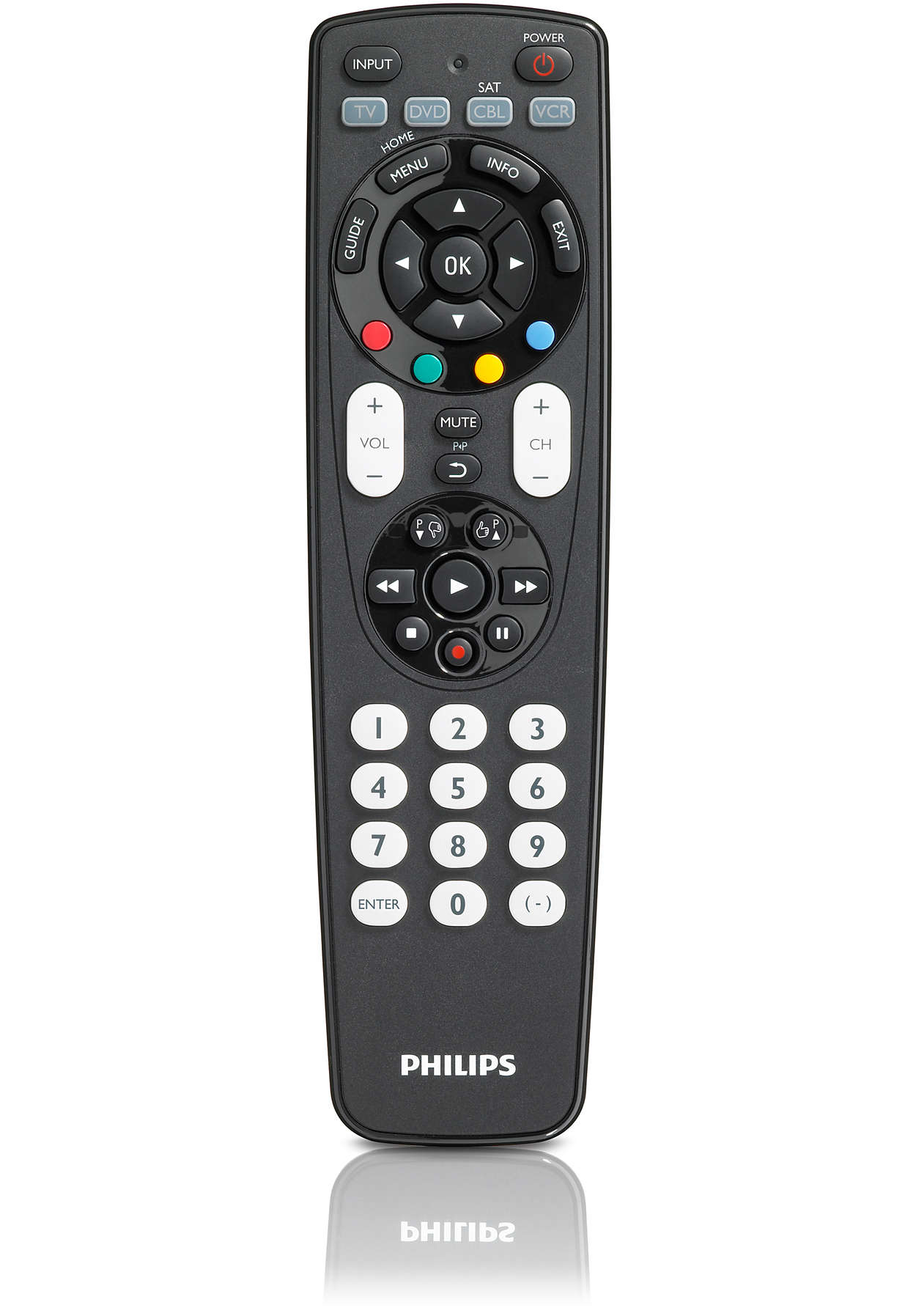 perfect replacement control remoto universal srp4004 55 philips. Black Bedroom Furniture Sets. Home Design Ideas