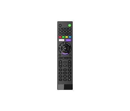 Erstatter fjernkontrollen til SONY TV